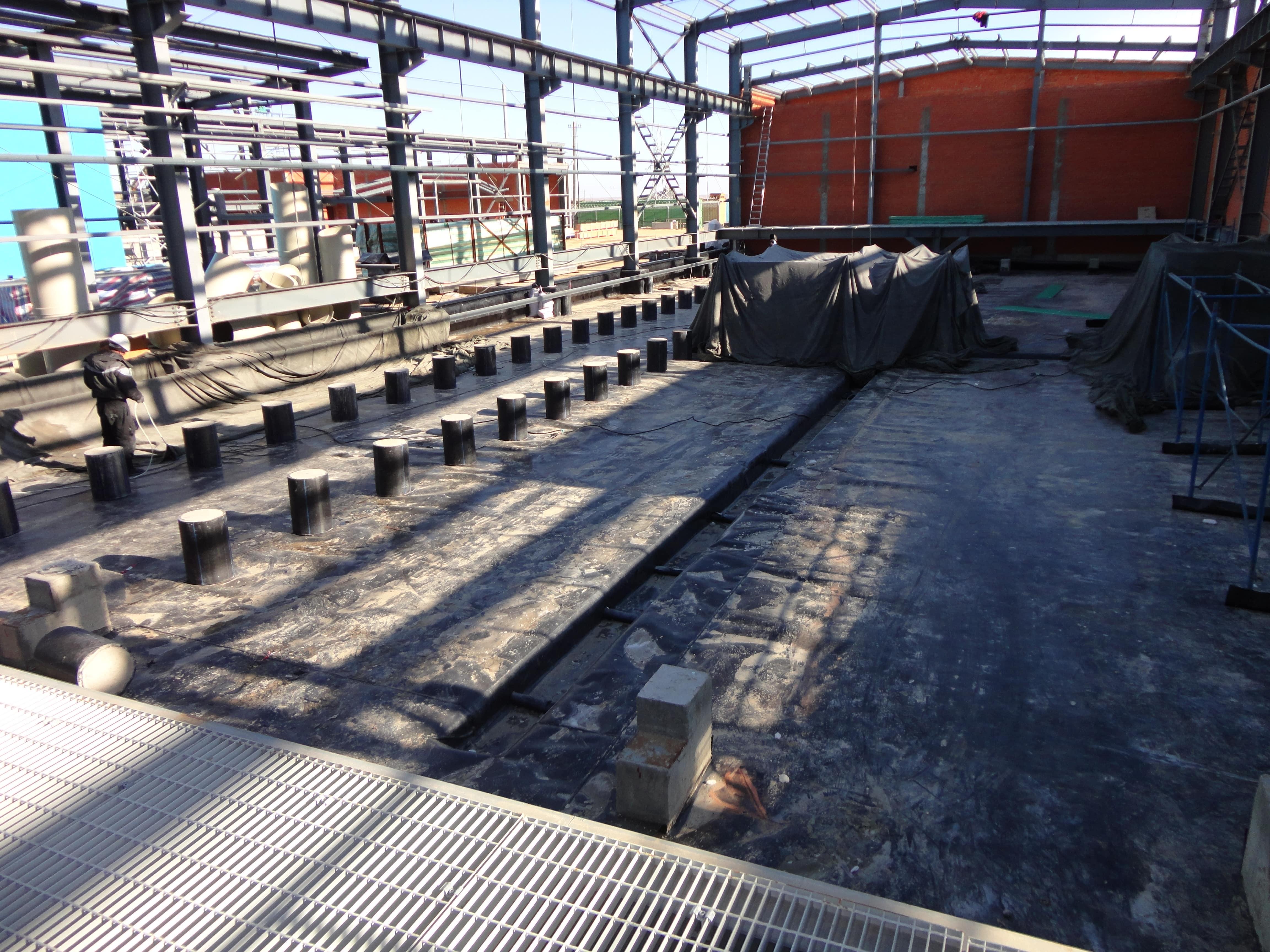 Гидроизоляция железобетонных конструкций гидроизоляция продажа краснодар
